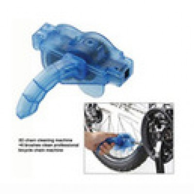 Chain Cleaner Scrubber