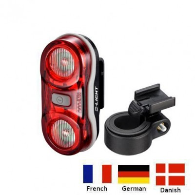 D-Light CG-405R Rear Warning Light