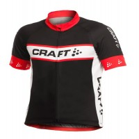 CRAFT Short Sleeve Jersey Active Logo