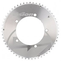 FSA Vision 54T/130mm Silver Bicycle Chainring