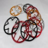 Litepro Aluminium 53T Single Chain Ring