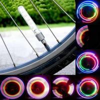 Wheel Tyre Valve Safety Light